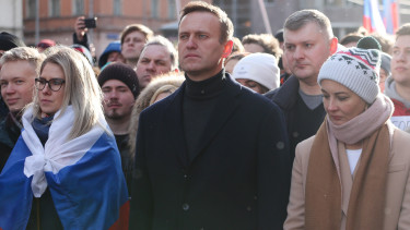 alekszej navalny oroszorszag idegmereg mergezes