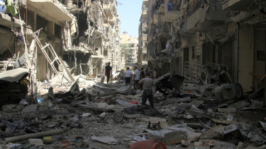 aleppo szíria