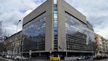 Államadósság Kezelõ Központ (Ákk Zrt.) épülete