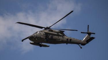 amerikai AH-64 Apache harci helikopter