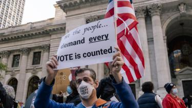 amerikai elnökválasztás 2020 joe biden donald trump