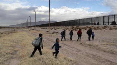 amerikai mexikói határ