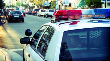 amerikai rendőrség