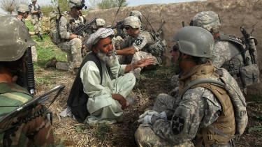 amerikaiak afganisztánban