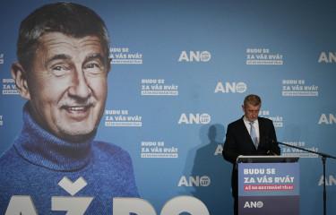 andrej babis csehország választások