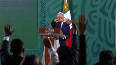 Andrés Manuel López Obrador Mexikó
