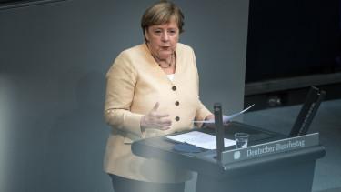 Angela Merkel bucsubeszed bundestag210907