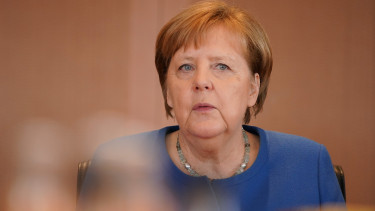 Angela Merkel koronavirus nemetorszag fertozes jarvany