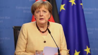 Angela Merkel nemetorszag aggodalom koronavirus jarvany terjedes 210722