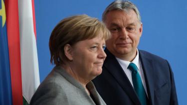 Angela Merkel Orban Viktor unios helyreallitasi alap 200522