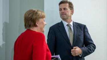 Angela Merkel Steffen Scheibert nemetorszag veto unios csucs