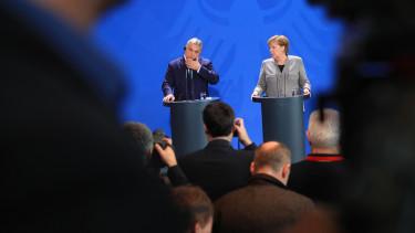 Angela MErkel visszaszolt Orban Viktor veto unios koltsgvetes jogallamisag 201130