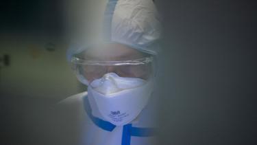 ápolónő kórház koronavírus