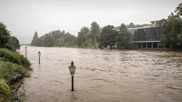 áradás duna vízállás árvíz