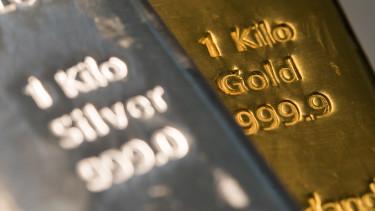 arany ezüst