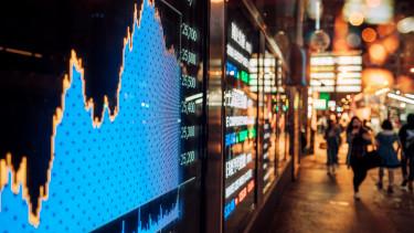 árfolyam chart befektetés dow jones