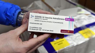 astrazeneca vakcina doboz