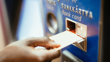 atm bankkártya