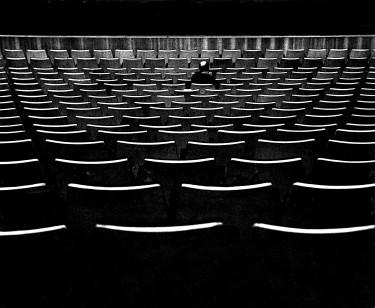 Auditorium, 1970 - Balázs Szász
