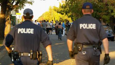 ausztrál rendőrség