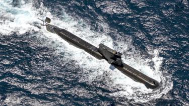 ausztrál tengeralattjáró