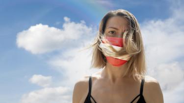 ausztria koronavírus maszk