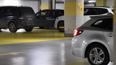autó parkoló gépjárműadó