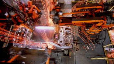 autóipar termelés gyártás gdp