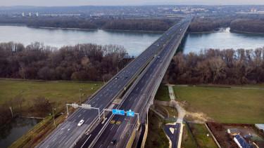 autópálya koncesszió m0 duna híd
