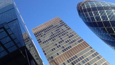aviva city london getty stock