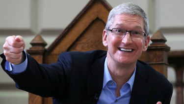 Az Apple vezérigazgatója szerint soha nem volt még jobb helyzetben a cég