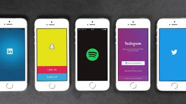 Az Instagram és a Snapchat megeszik a Twittert vacsorára