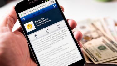 Az összes kriptodevizás reklámot betiltja a Facebook