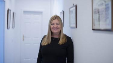 Az SPB Befektetési Zrt. privátbanki üzletágát irányító Széplaki Julianna