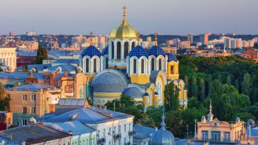 Az ukrán elnök pártja toronymagasan nyerte a parlamenti választást