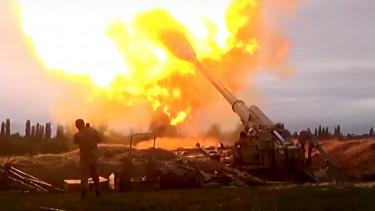 azeri háború