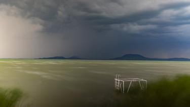 balaton magyar tenger vihar