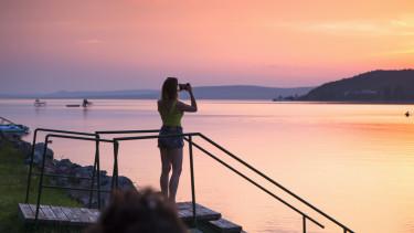 balaton utazás nyaralás kijárási korlátozás