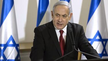 banjamin netanjahu izrael