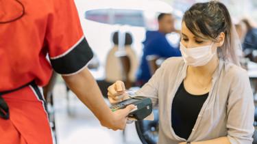 bankkártya pos-terminál fizetés