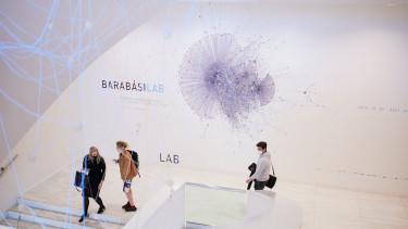 Barabási Lab Ludwig Múzeum