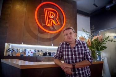 Barna Tamás, a Republic Group ügyvezetője