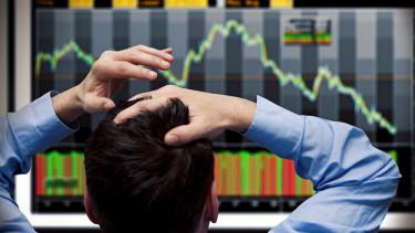 befektetés piac összeomlás pánik tőzsde