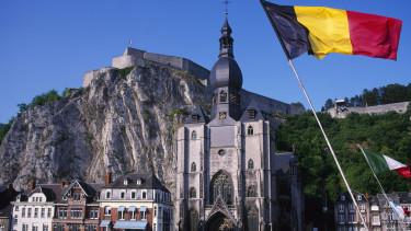 belgium zászló