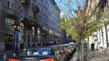belváros, parkolás, budapest, city center, V. kerület