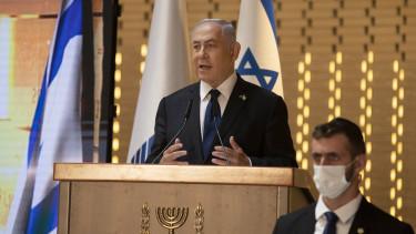 benjámin netanjahu izrael támadás hamász