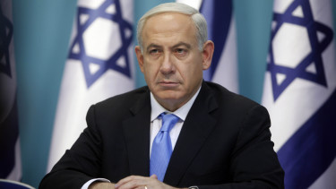 benjamin netanjahu miniszterelnök