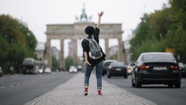berlin németország brandenburg turista getty stock