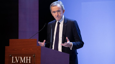 bernard arnault getty editorial