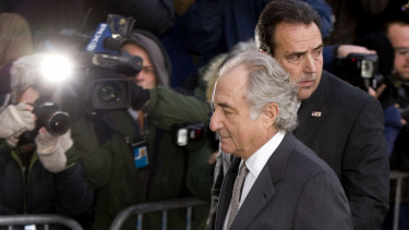 bernie madoff getty editorial